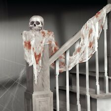 7ft Halloween Party Bloody Gauze Drape Ideal Decoration or Mummy Fancy Dress
