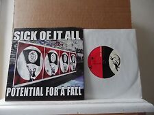 "SICK OF IT ALL - FAT WRECK RECORDS-583-7 - ""VERY RARE"" - (26)"