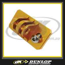 Go Kart Camera Mount CNC Aluminium Nassau Panel Mount Gold