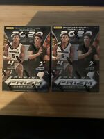 2020 Panini Prizm Draft Picks Basketball Sealed BLASTER Box Lot of 2