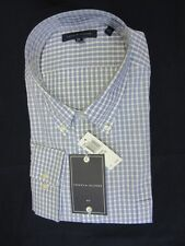Tommy Hilfiger Mens Dress Shirt size Big 19 34-35 Classic Fit New Wit Tag $74.50