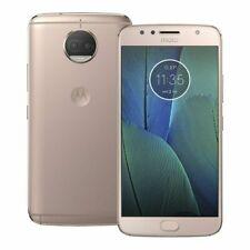 NEW Motorola Moto G5S Plus XT1806 32GB Factory Unlocked Smartphone Blush Gold