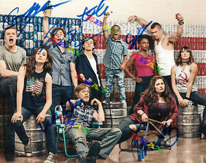 SHAMELESS CAST Autographed Signed 8x10 Photo Reprint