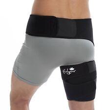Groin Support Bandage, Adjustable Compression Wrap For Hip, Groin, Hamstring,