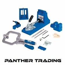 Kreg Jig® Master System K4MS Hand Tools Clamp Clamping Support Drill - 613663