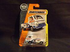 MATCHBOX '66 DODGE A100 PICKUP TRUCK IN METALLIC WHITE ON LONG CARD. BNIP.