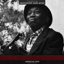 Mississippi John Hur - American Epic: The Best Of Mississippi John Hurt [New Vin