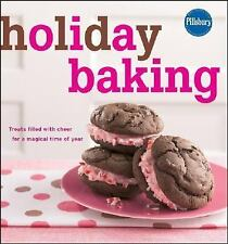 Pillsbury Holiday Baking: Treats Filled with Cheer for a Magical Time-ExLibrary