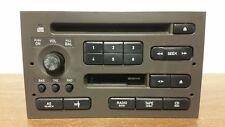 2001 SAAB 9-5 RADIO/CD CASSETTE PLAYER