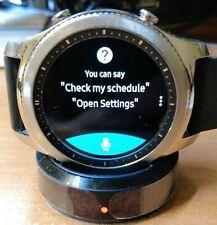 Samsung Gear S3 Classic Smartwatch 46mm Stainless Steel Verizon