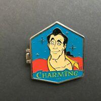 DLR - Villains Series - 2008 - Charming and Harming - Gaston LE Disney Pin 62422