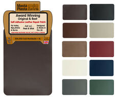 MastaPlasta Leather Repair Self-Adhesive Patch for Sofa Car Seat Bags XL 28cmx20