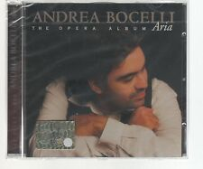 ANDREA BOCELLI ARIA THE OPERA ALBUM CD SIGILLATO!!!