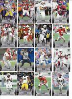 2020 LEAF FOOTBALL DRAFT LOT OF 78 CARDS BURROW TAGOVAILOA HERBERT HURTS +++++++