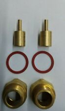 TAP SPINDLE EXTENDER 2 Pcs Brass 15MM