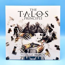 The Talos Principle Original Video Game Deluxe Vinyl Soundtrack 2xLP Record