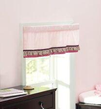 ~NWT Girls SUMMER TuTu Cute Valance Leopard Print accent for window! Cute:)!*
