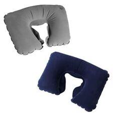 Cojin Hinchable Forma U Para Viaje Almohada Inflable para Cuello Travel Pillow