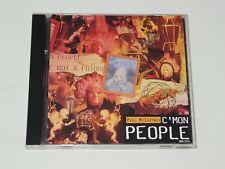 Paul McCartney - C'mon People 1993 US Promo CD Single 2 Tracks Near Perfect