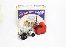 Benbros Stephensons Rocket With Coal Tender In Its Original Box - Excellent