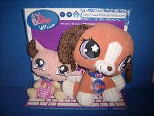 Littlest Pet Shop VIP Friends Beagle Puppy & Mouse Plush