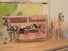 MARX JOHNNY WEST SERIES- BOX FOR BUCKBOARD AND THUNDERBOLT  LOT B- 85