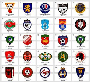 Metal Pin Belarus football clubs Part #4