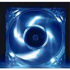 Evo Labs 120mm 12cm Blue LED PC Case Fan, 1000rpm, 31.62 CFM, 4-Pin Molex