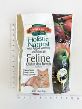 3 Pounds Trader Joe's Bench & Field Holistic Natural Cat Food Feline Meal treat
