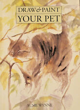 Draw & Paint Your Pet, USED Book J