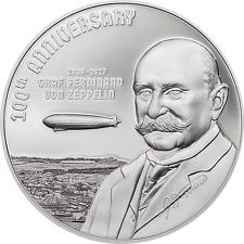 20 $ 2017 Cook Islands - 100. jähriges Jubiläum von Graf Zeppelin