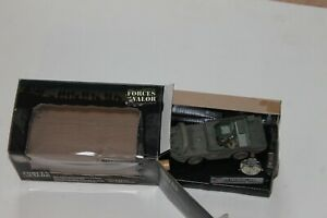 FORCES OF VALOR 1/32 FORD GPA US AMPHIBIAN NORMANDIE 1944 3 ARMORED DIVISION