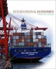 International Economics, van den Berg, Hendrik, Good Book