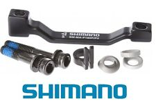 Shimano Disc Brake Adapter, Front, SM-MA-F180P/P2, (PM Caliper to PM Fork) 180mm