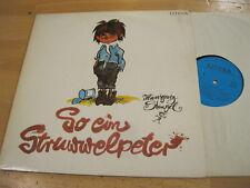 LP So ein Struwwelpeter Hansgeorg Stengel Vinyl Litera DDR 8 65 268 Hörspiel