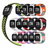 Sports Replacement Silicone Watch Bands Wrist Strap For Fitbit Versa Smart Watch