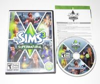 The Sims 3 Supernatural PC Expansion Pack 2012 Complete