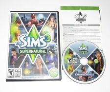 The Sims 3 Supernatural PC Expansion Pack 2012 Complete Windows Mac
