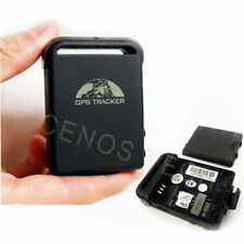 GPS Tracker Real-Time Tracking GSM GPRS Car Vehicle Portable Personal Move Alert