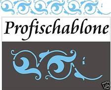 Wandschablone, Schablonenmalerei, Wandfries, Malerschablonen, Schablone, Gotik