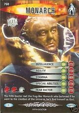 DR WHO ULTIMATE MONSTERS 760 MONARCH