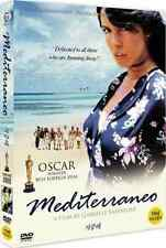 Mediterraneo (1991) New Sealed DVD Diego Abatantuono