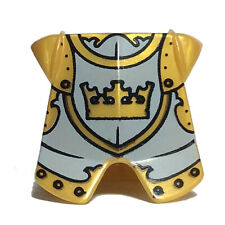 NEW LEGO - Figure Body Wear - Castle - Armor Gold Knight Breastplate - 7079
