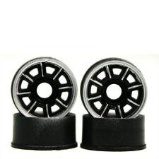 Jante 1:24 Classique Trou Noir D 17mm 8.5 mm4 Pièces Mini-Z Kyosho MZH-104C 704