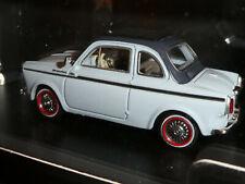 Fiat-NSU 500 Weinsberg1960 Light Blue /Dark Blue s/r  Premium X New  Models 1:43
