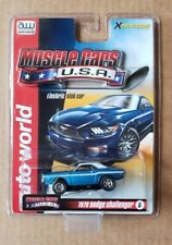 Auto World - Muscle Cars Usa: 1970 Dodge Challenger 1:64 Slot Car Sc323/48