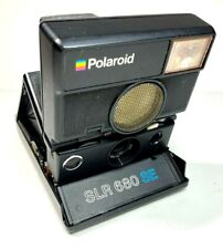 Polaroid SLR 680 SE Land Camera Auto Focus Special Edition - TESTED - WORKING