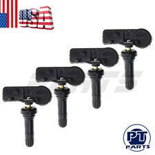 4Pack Tire Pressure Monitor Sensors For Mitsubishi Outlander Lancer Chrysler 300