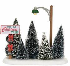 Department 56 Village Lighted Christmas Tree Lot Accessory Figurine 4054239