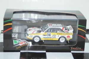 Audi Sport Quattro Stelemark 1985 Walter Mayer 1:43rd Scale RR.at 05 TROFEU